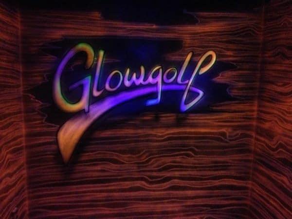 Glowgolf vestigingen